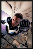 Mighty Avengers 3 Cover: Blue Marvel