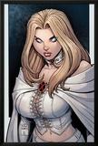 Astonishing X-Men No43 Cover: Emma Frost
