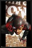 Ultimate Comics Spider-Man No6 Cover: Spider-Man Transforming