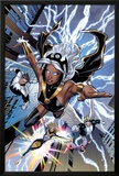 Uncanny X-Men No531: Storm  Northstar  Angel  Dazzler  and Pixie Flying