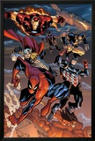 The Amazing Spider-Man No648: Spider-Man  Captain America  Thor  Iron Man  Wolverine  and Hawkeye