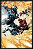 Superior Spider-Man 19 Cover: Spider-Man  Spider-Man 2099