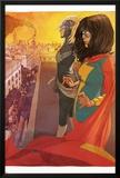 Ms Marvel (Kamala Khan) Captain Marvel Featuring Ms Marvel (Kamala Khan)  Captain Marvel