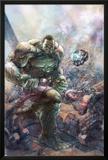 Indestructible Hulk 1 Cover Featuring Hulk