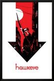Hawkeye 6 Cover: Hawkeye