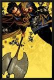 Doctor Strange 1 Cover Featuring Dr Strange