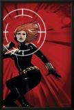 Avengers Assemble Panel Featuring Black Widow