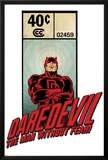 Marvel Comics Retro Badge Featuring Daredevil