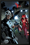 All-New X-Men 11 Featuring Havok  Scarlet Witch  Captain America  Thor  Rogue