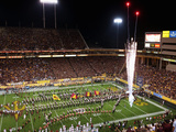 Arizona State: Pregame at Sun Devil Stadium