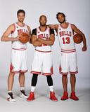 Chicago Bulls Media Day