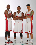 Miami Heat Media Day 2015