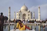 Taj Mahal Model