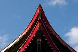 Longshan Temple Detail Taipei