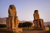 Colossi Of Memnon In Egypt
