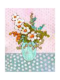 Mia Daisy Flowers Botanical