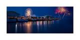 Navy Pier Fireworks Chicago I L