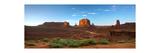 Monument Valley Sundown