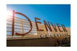 Denver CO sign