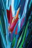 Flower Unknown Giclée premium par Rabi Khan