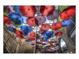 London Umbrella Art