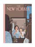 The New Yorker Cover - December 7  2015