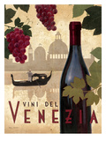 Vine Del Vinezia Reproduction d'art par Marco Fabiano