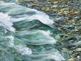 Rocks and waters of Verzasca River
