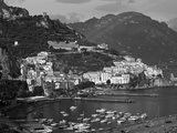 Amalfi, Amalfi Coast, Italy Papier Photo par Walter Bibikow