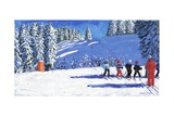 Young Skiers  Morzine  France  2015