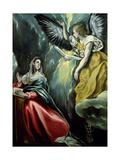 The Annunciation  circa 1575