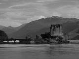 Eilean Donan Castle  Western Highlands  Scotland