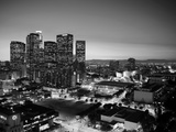 California  Los Angeles  Skyline of Downtown Los Angeles  USA