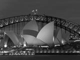 Sydney  Opera House at Dusk  Australia