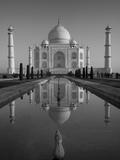 Taj Mahal  UNESCO World Heritage Site  Agra  Uttar Pradesh  India  Asia