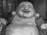 Laughing Buddha  Tanzhe Temple  Beijing  China  Asia