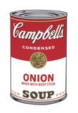 Campbell's Soup I: Onion  1968