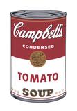 Campbell's Soup I: Tomato, 1968 Reproduction d'art par Andy Warhol