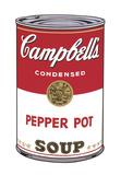 Campbell's Soup I: Pepper Pot  1968