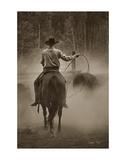Cowboy Named Bronco