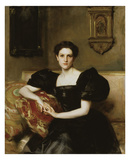 Elizabeth Winthrop Chanler (Mrs John Jay Chapman)  1893