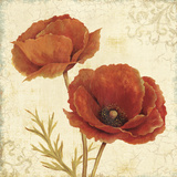 Poppy Bouquet I