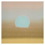 Sunset  1972 (gold  blue)