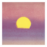 Sunset  1972 (lavender)