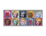 Ten Marilyns  1967