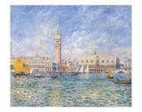 Vue de Venise  1881