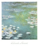 Waterlilies at Giverny  1908