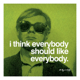 Andy Warhol Quotes Impressive Andy Warhol Quotes Posters And Prints At Art.co.uk