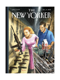 The New Yorker Cover - December 14  2015