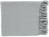 Thelma Throw - Slate Gray